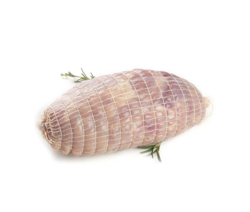 Rotti de pavo sin sal (1 caja de 8 kg)