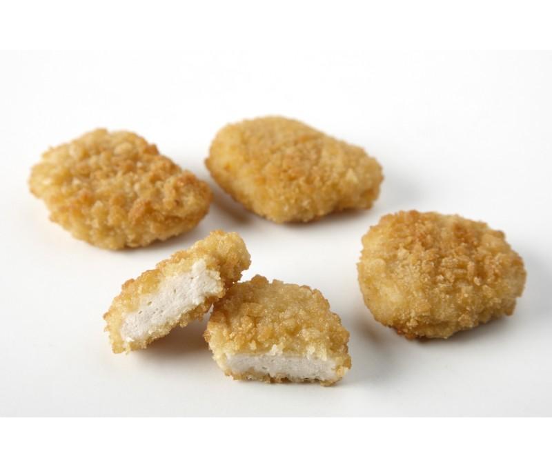 Nuggets de pollo (1 bandeja de 400 g aprox.)