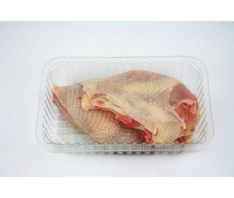 Cuarto de gallina semi en bandeja ATM (1 bandeja de 2 piezas)