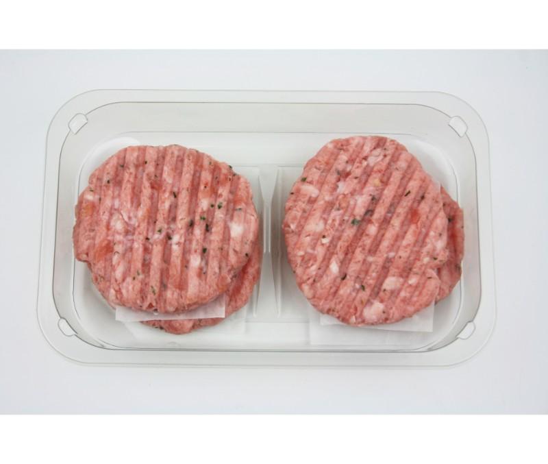 Burger meat basic de pollo (1 bandeja de 350 - 450 g)