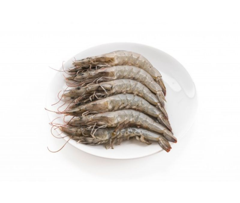 Langostino vannamei 40-50 piezas/kg (1 estuche de 1 kg)