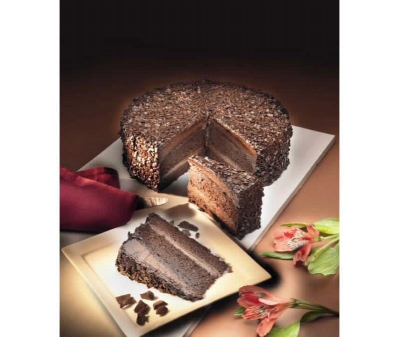 Tarta muerte por chocolate (1 caja de 2 kg)