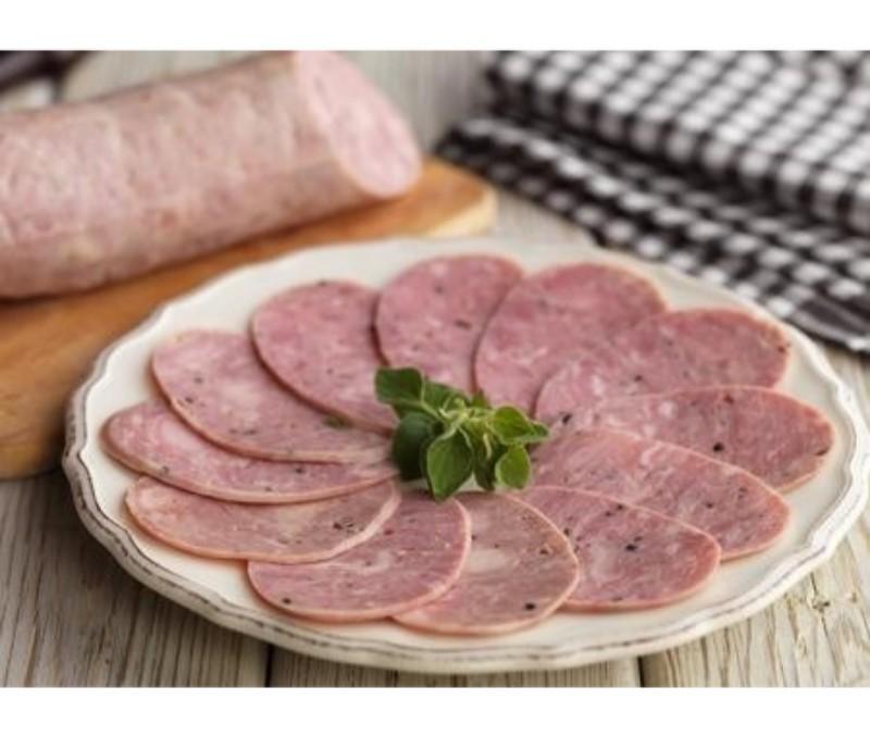 Chopped de cerdo (1 caja de 6 kg aprox.)