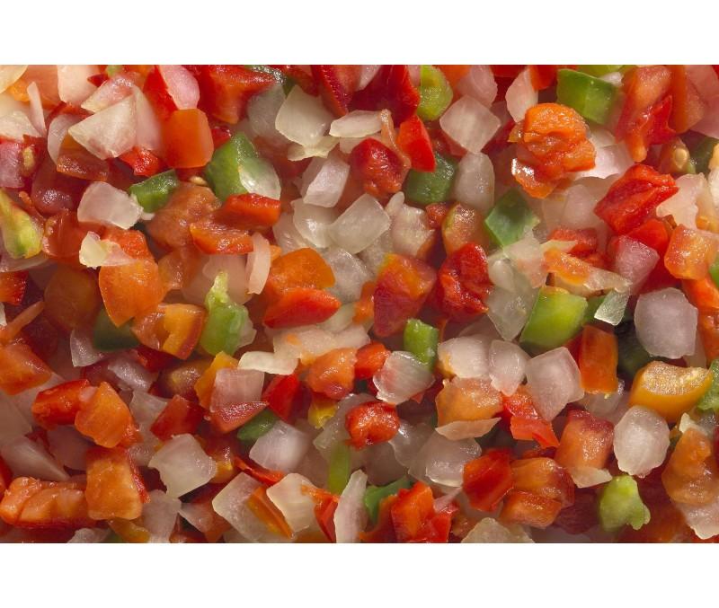 Sofrito de verdura (4 bolsas de 1 kg)
