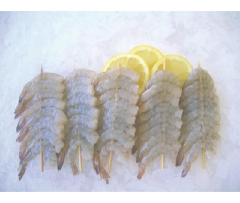 Brocheta de langostino (1 estuche de 600g)