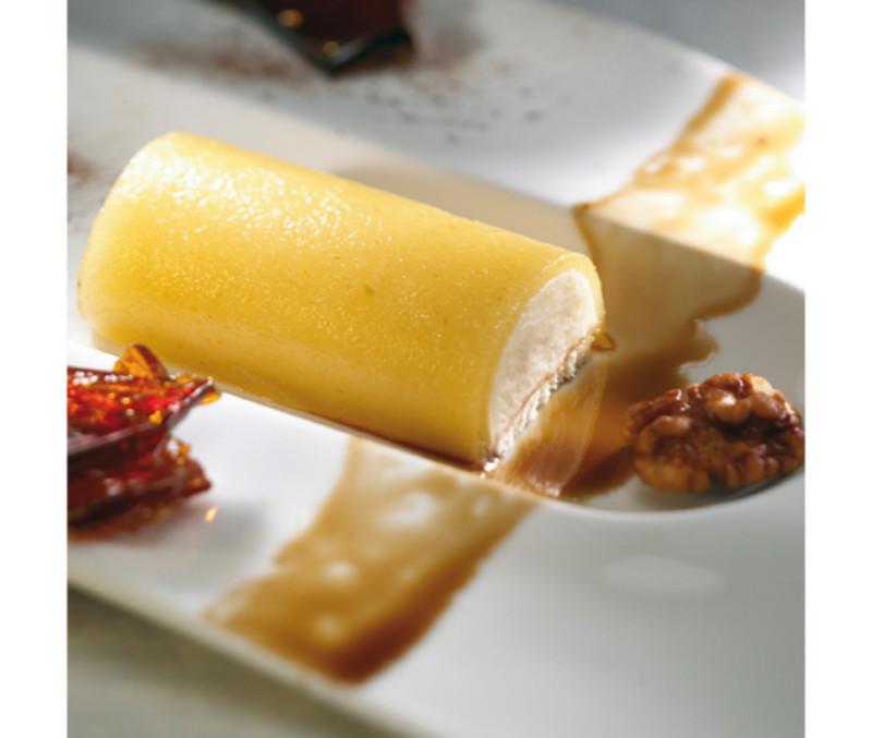 Canutillo de queso idiazabal y membrillo (1 estuche de 850 g aprox.)
