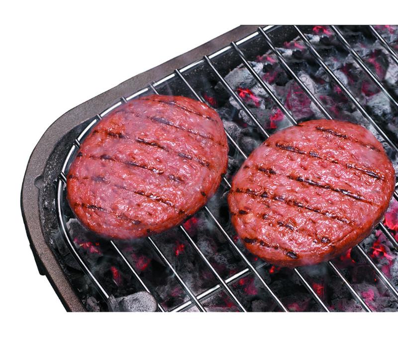 Burguer meat 100% vacuno 220g (1 caja de 5,50 kg)