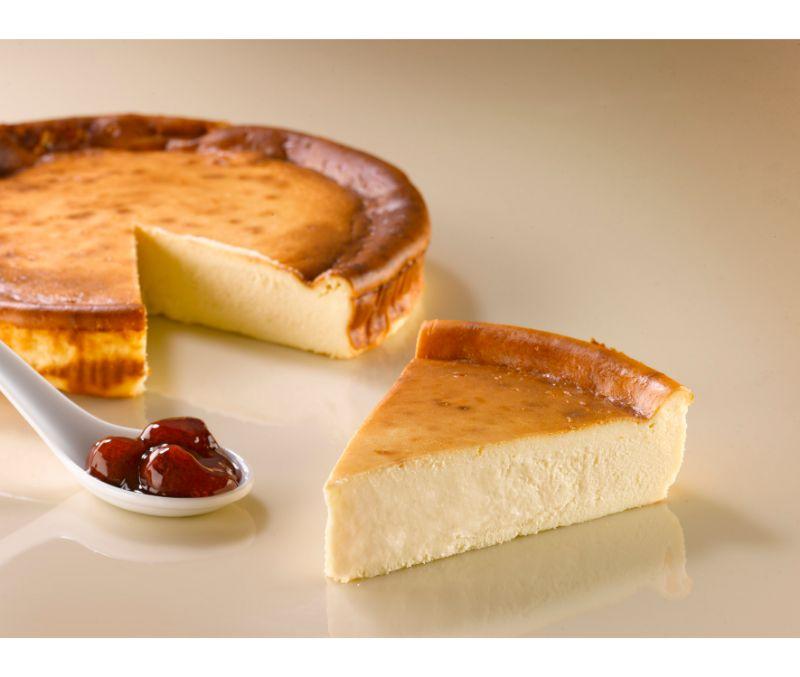 Tarta de queso al horno (1 caja de 5 kg aprox.)
