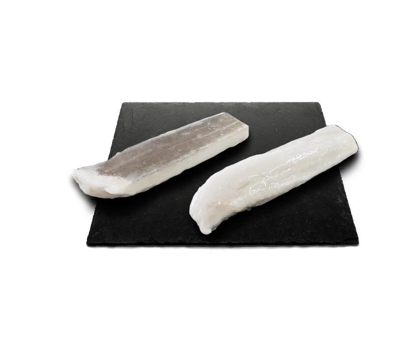Lomo de bacalao jumbo 20% (1 caja de 7 kg)