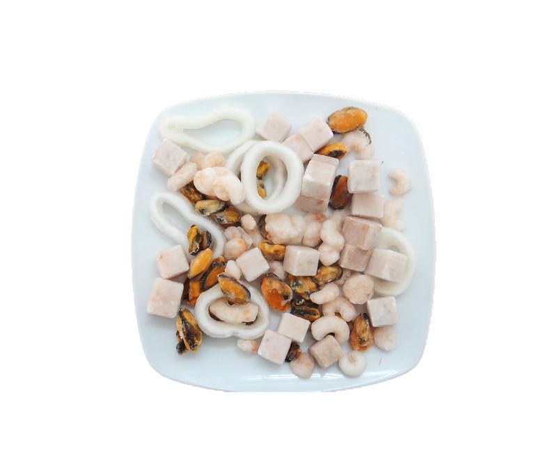 Frutos del mar (1 caja de 6 kg)