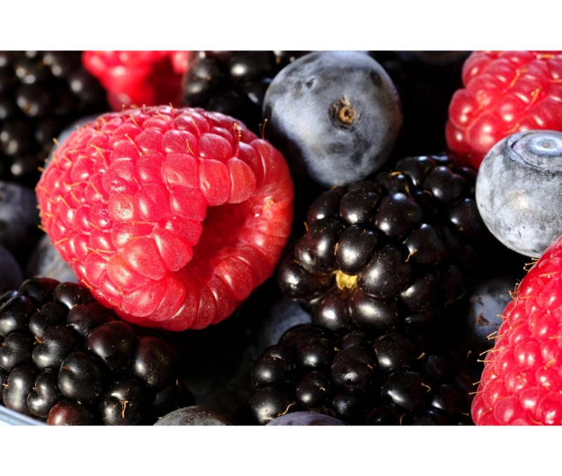 Mezcla de frutas del bosque (1 bolsa de 1 kg)