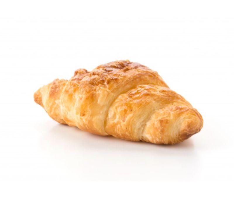 Croissant recto supreme de mantequilla fermentada - 60 unidades (1 caja de 3,6 kg aprox.)