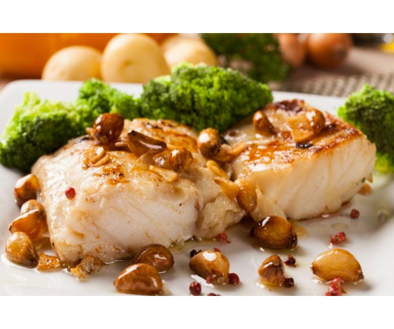 Migas de bacalao desaladas 15 % (10 bolsas de 500 g)