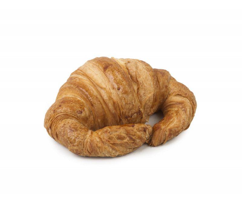 Croissant fermentado recto - 54 unidades (1 caja de 4,5 kg aprox.)