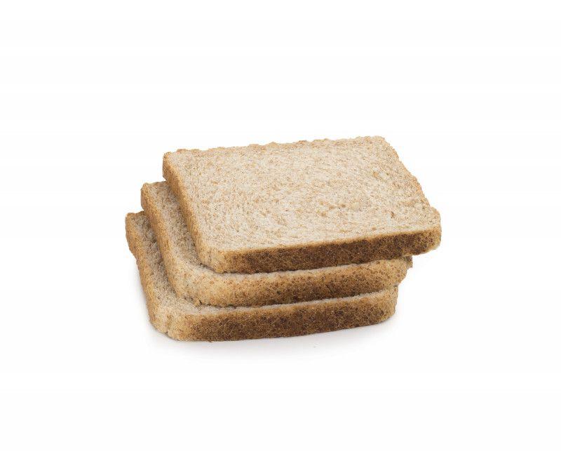 Pan de molde integral (8 bolsas de 800 g)