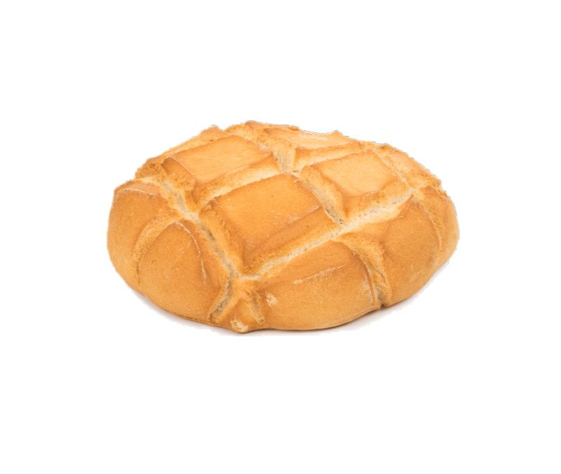 Pan castilla redondo - 20 unidades (1 caja de 9 kg aprox.)