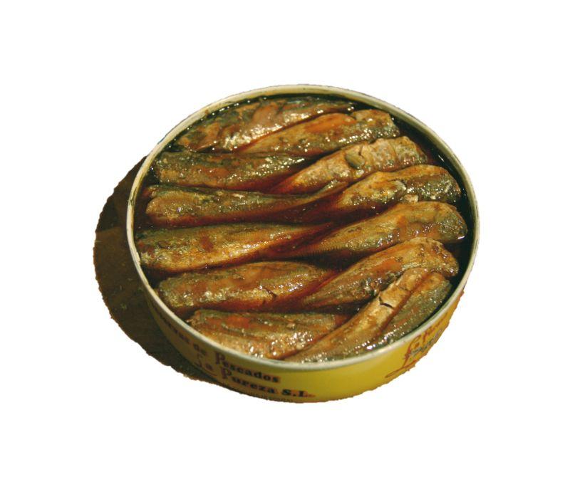 Chicharro frito escabeche (1 caja de 1,8 kg)