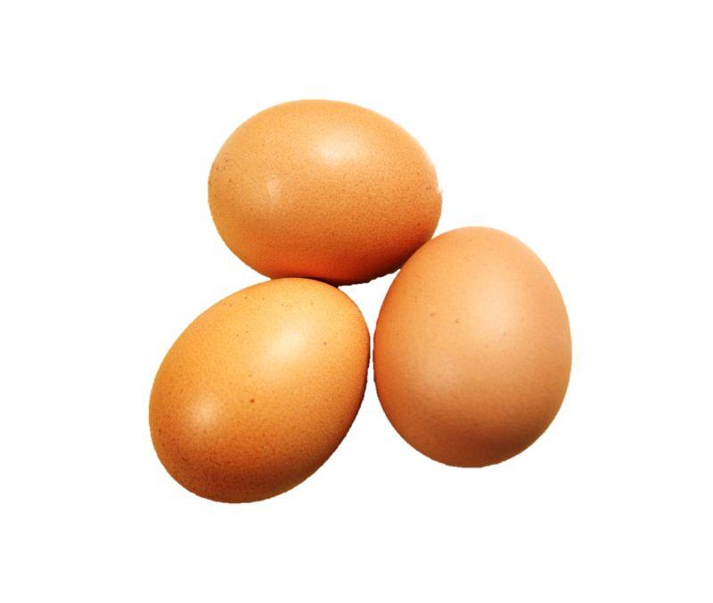 Huevo rojo M estuchado (1 caja de 20 docenas)